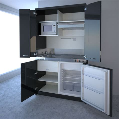 Kitchen Unit Layouts Small Kitchen Unit Compact Apartment Kitchens Apartment