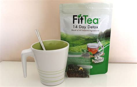 Fit Coffee 14 Day Detox Reviews by Fit Tea Review Lifestyle Updated