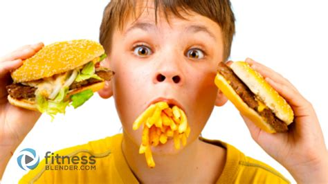 cattiva alimentazione excuses surrounding the childhood obesity rates debunking