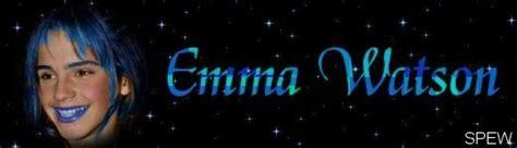 emma watson nickname emma watson hermione granger