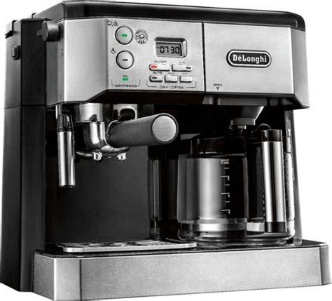 best espresso coffee maker delonghi 10 cup coffee maker and espresso maker silver