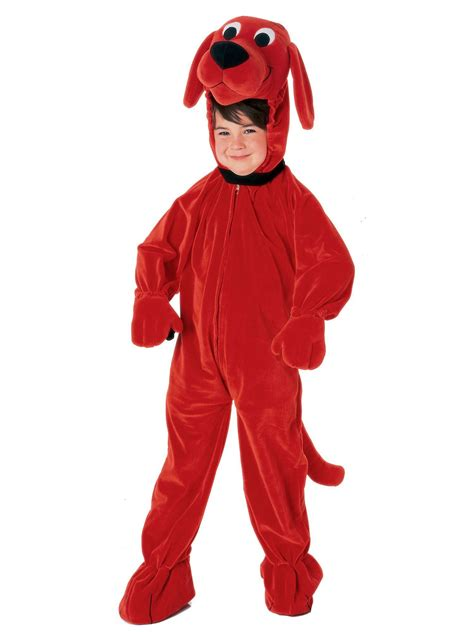 clifford the clifford the big child costume clifford boys costumes