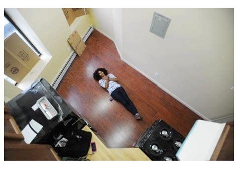 asi es el apartamento mas pequeno de nueva york  metros cuadrados por  dolares al mes