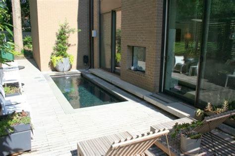 22 Desain Taman Mungil desain taman dan kolam ikan minimalis dalam rumah