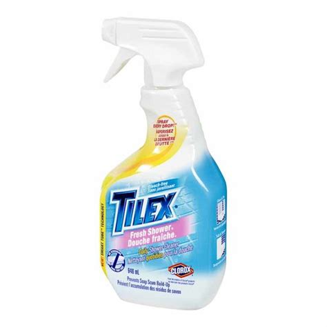 tilex fresh shower daily shower cleaner 946ml london drugs
