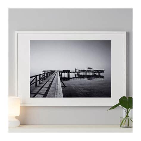 cornice ribba ribba frame white 61x91 cm ikea
