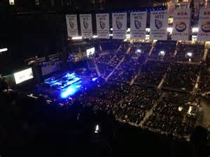barclays center section 222 row 15 seat 8 marc anthony