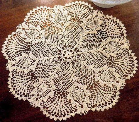 crochet doily beautiful doily crochet pattern crochet kingdom