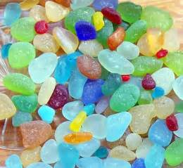 sea glass color ft taber park sea glass report