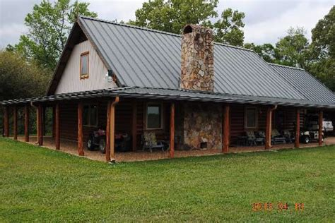 wrap  porch pole barn homes shed homes metal