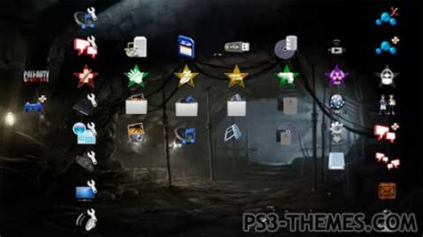 themes ps3 black ops 2 ps3 themes 187 call of duty zombies 12 backgrounds