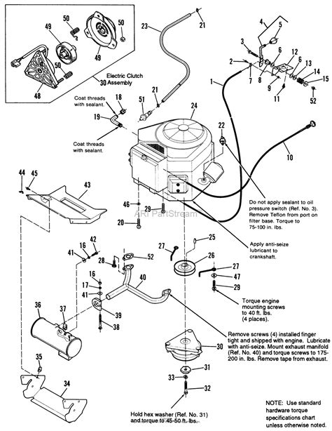 20 hp briggs and stratton engine diagram wiring diagram