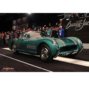 Barrett Jackson's 2015 Scottsdale Auction – RacingJunk News