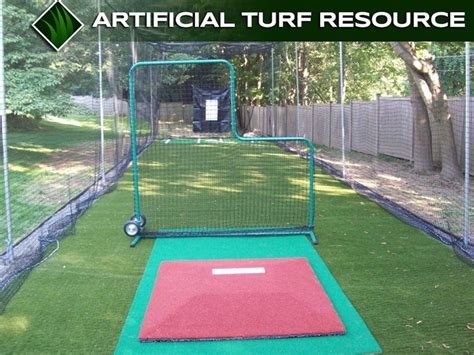 baseball batting cages for backyard another backyard batting cage sports stuff pinterest
