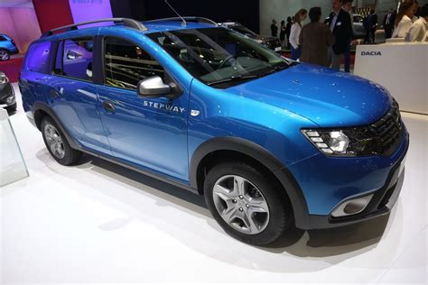 logan stepway dacia s new logan mcv stepway is the poor s cross