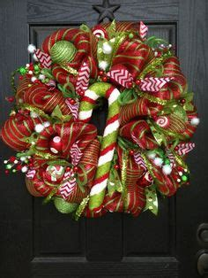1000+ images about christmas wreaths on pinterest | mesh