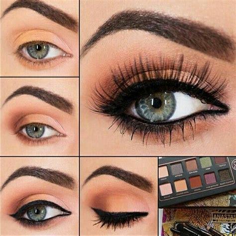 tutorial makeup natural peach step by step eye makeup pics my collection makeup