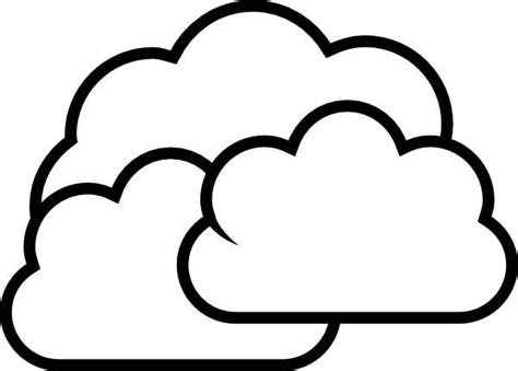 Coloring Pages Of Clouds Az Coloring Pages Coloring Pages Clouds