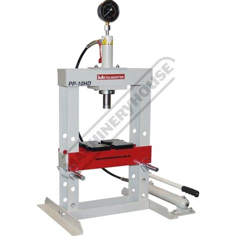 hydraulic bench press p141 pp 10hd workshop hydraulic press bench