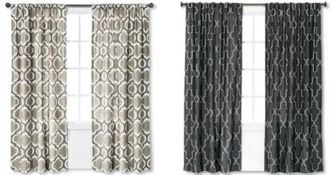 threshold curtains target 30 off window items threshold curtain panels