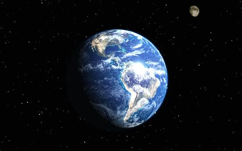 earth wallpaper com wallpapers earth and moon wallpapers