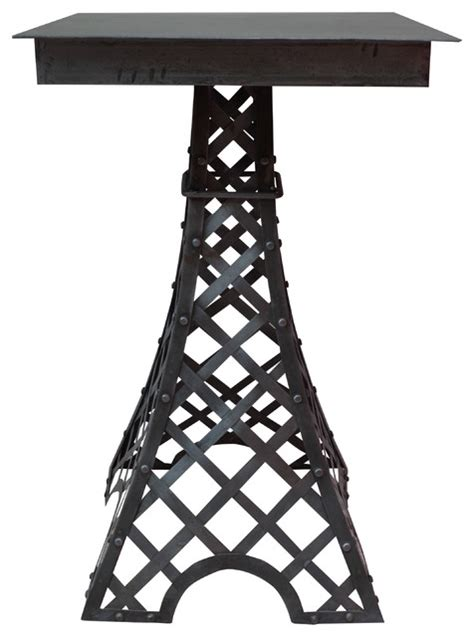 Eiffel Tower Side Table Industrial Side Tables And End