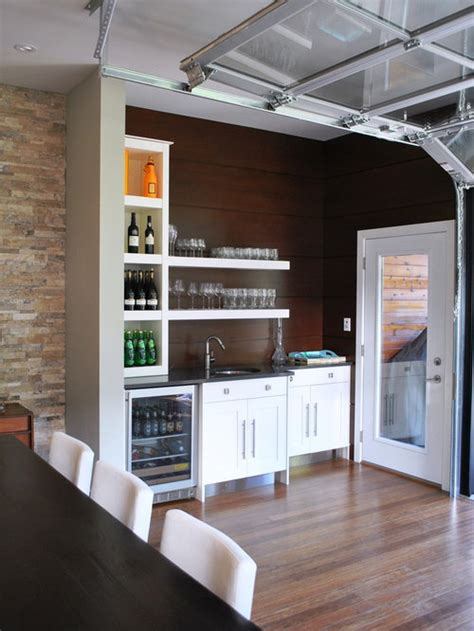 houzz garage bar design ideas remodel pictures