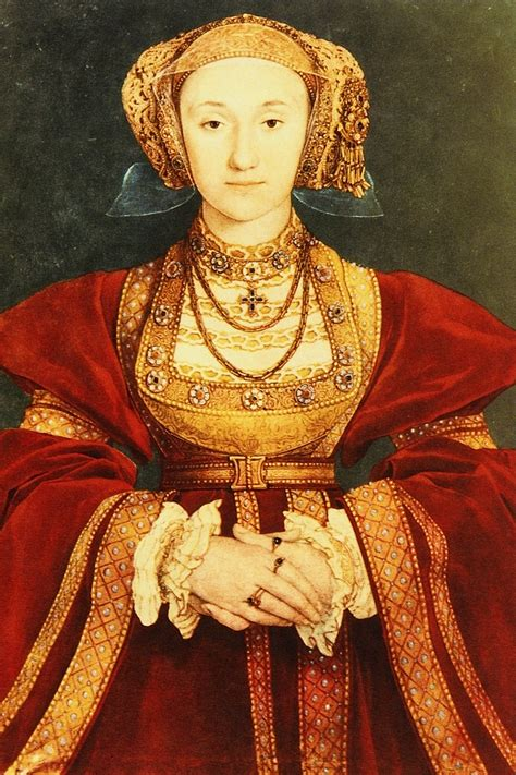 Tudor King File Anne Of Cleves Hans Holbein The Younger Png