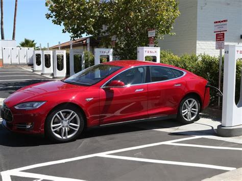 Tesla Range Anxiety No More Range Anxiety In A Tesla Model S Says Elon Musk