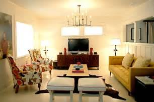 Living room design with custom vintage furnishings idesignarch