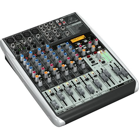 Blender Usb behringer xenyx qx1204usb usb mixer b stock at