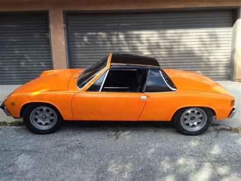Porsche 914 V8 Conversion by 1973 Porsche 914 V8 Renegade Conversion 350 Chevy 500 Hp