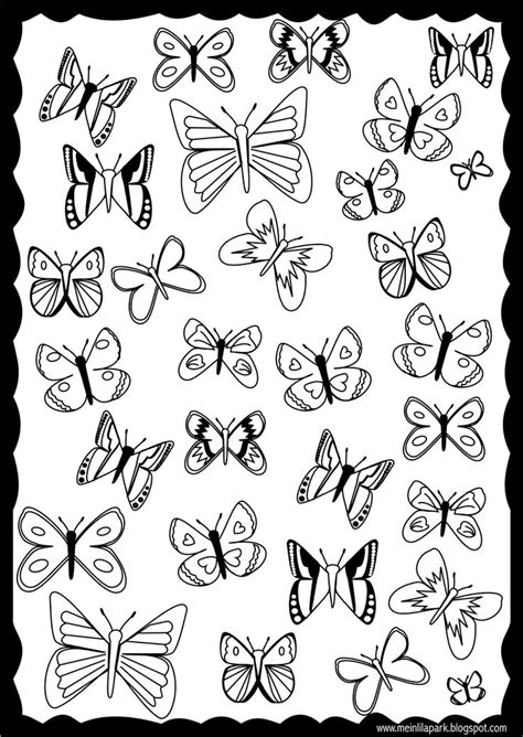 printable butterfly stickers 311 best butterfly unit images on pinterest butterflies