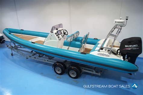 rib boat for sale ireland scorpion 8 5m rib for sale uk ireland at gulfstream boat