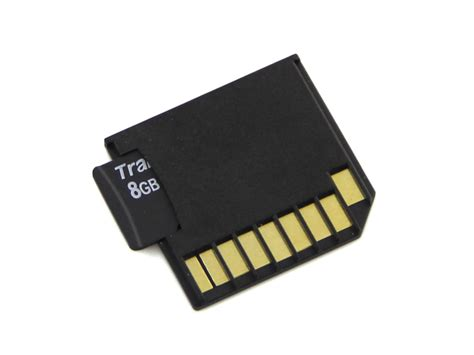 micro sd card adapter for raspberry macbooks black