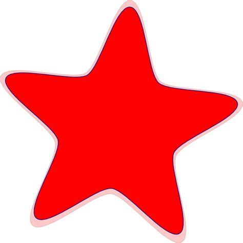 printable red star red star clip art at clker com vector clip art online