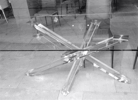 tavoli plexiglass prezzi tavolo shangai tutto trasparente in esclusiva da domus arredi