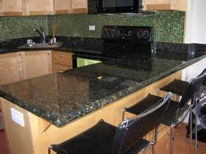 black granite tile countertops photos