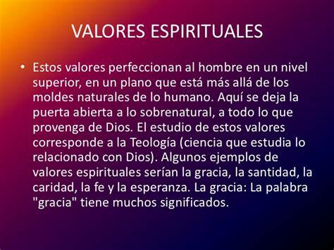 Imagenes De Valores Espirituales | valores espirituales