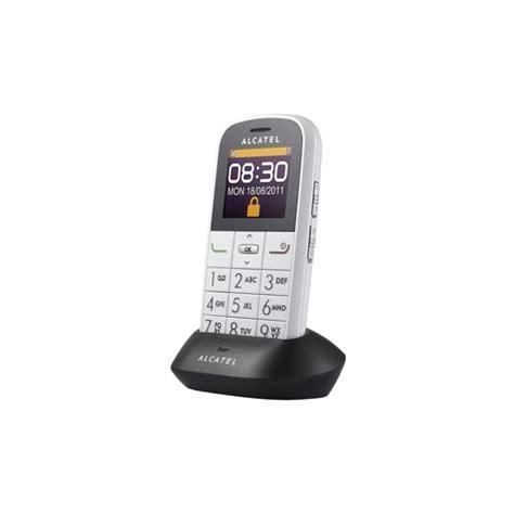 Günstig Handys Kaufen Ohne Vertrag 89 by Alcatel One Touch 282 White Handy Ohne Vertrag Senioren