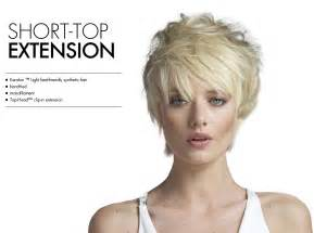 wigs for thinning hair that are not to wear clip on hair toppers for women short hairstyle 2013