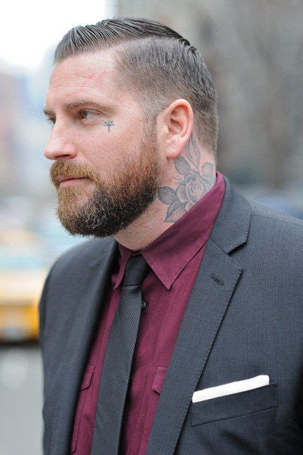 neck tattoo with suit 58 best images about things to wear on pinterest vests