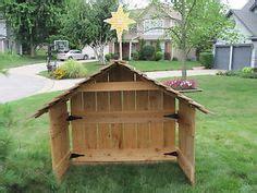 christmas outdoor on pinterest   outdoor nativity, outdoor