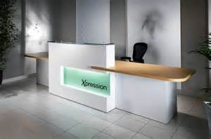 Contemporary Reception Desk Office Furniture Modern Magazin
