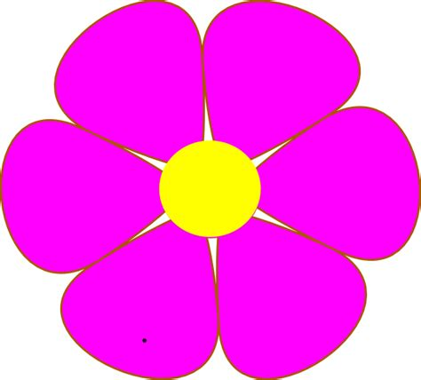 complementary of pink free pink flower clipart download free clip art free