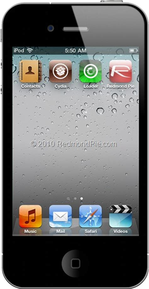 how to jailbreak iphone 4 how to jailbreak iphone 4 3gs ipod touch 4g 3g on ios 4 1 with greenpois0n on mac os x