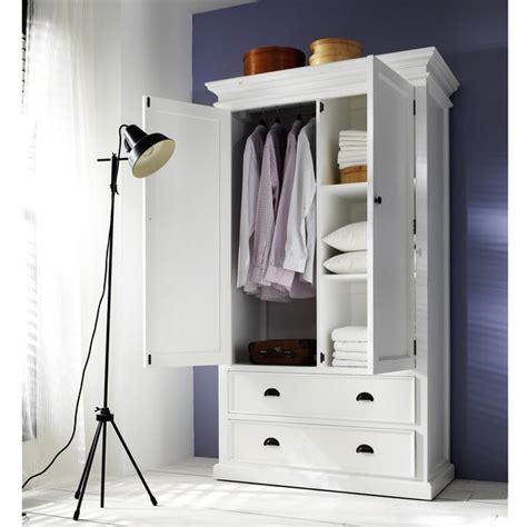 shop interior distressed white wardrobe armoire