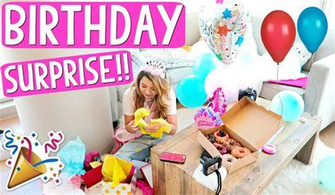 best 25 best birthday surprises ideas on pinterest best