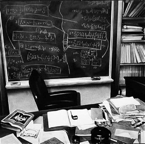 Albert Einstein Desk by Einstein S Desk Princeton By Robert Longo