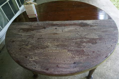 Kitchen Table Varnish Kitchen Table Makeover Made2style